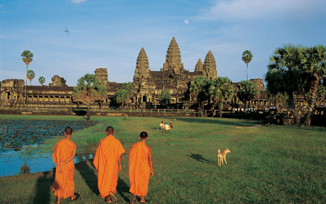 Private Tour through Southeast Asia - Vietnam, Cambodia, Laos